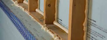 Insulation R Value For Basement Walls by Walk Out Basement Wall Insulation