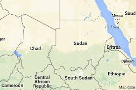 africa map review turkish plane on emergency landing in sudan africa review