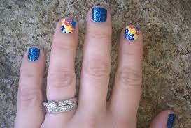 Nail Designs For Short Nails Do At Home  Easy Nail Art - Easy nail designs to do at home