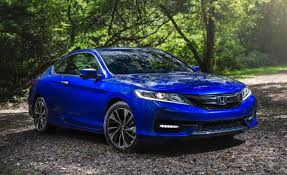 the top five honda accord coupe models in history