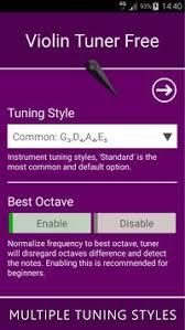 tuner gstrings free apk violin tuner free apk free audio app for