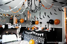 halloween party decoration mamemima real party a halloween party