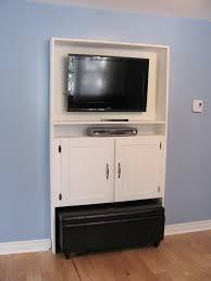 Furniture Design Tv Cabinet Enclosed Tv Cabinets For Flat Screens Artistic Color Decor Modern
