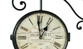 horloge pour cuisine moderne pendule maison du monde horloge pour cuisine moderne stunning