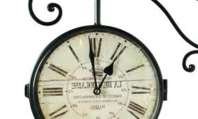 horloge cuisine moderne pendule maison du monde horloge pour cuisine moderne stunning