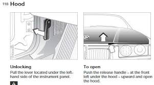 solved can u0027t open the trunk owner u0027s manual fixya