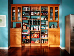 kitchens various smart kitchen pantry makeover ideas cool blue