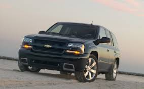 chevrolet trailblazer 2008 2007 chevrolet trailblazer specs and photos strongauto