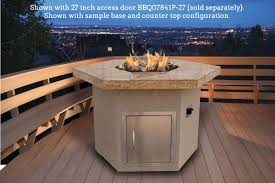 Outdoor Natural Gas Fire Pit Hexagon Fire Pit Table Cal Flame Fpt H402 On Sale Now