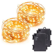 led fairy lights with timer kohree 120 micro led battery powered string light with timer 40ft