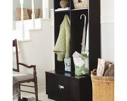 Black Indoor Bench - bench indoor storage bench sweetness upholstered bench with