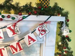 amazon com christmas decorations merry christmas banner