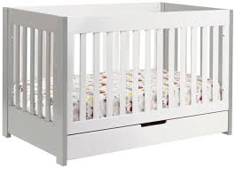 Babyletto Harlow 3 In 1 Convertible Crib Top Babyletto Harlow Crib Skirt Dijizz