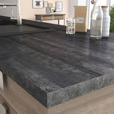 plan de travail cuisine sur mesure stratifié plan de travail bois castorama avec plan de travail cuisine sur