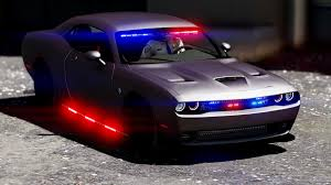 Dodge Challenger Police Car - 2016 unmarked srt potatocat vehicle models lcpdfr com