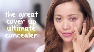 Em Makeup the great cover up ultimate concealer em phan