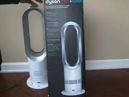 fan and heater combo tower amazon com customer reviews dyson am05 cool fan heater blue