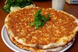 cuisine jordanienne lahmacun