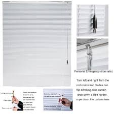 personal emergency blinds translucent curtains home furnishings
