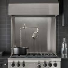 Single Hole Kitchen Sink Faucet by Kohler 99270 Cp Artifacts Single Hole Wall Mount Pot Filler