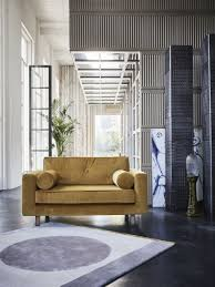 Home Design Store Amsterdam by Avenue Yellow Velvet Loveseat U2013 Crowdyhouse
