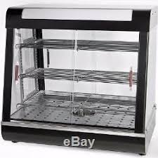 heated food display warmer cabinet case food court restaurant heated food pizza display warmer cabinet case