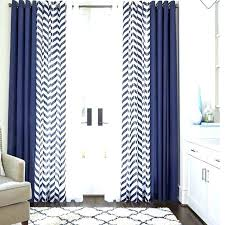 Navy Blue And White Curtains Navy Blue Curtain Panels Processcodi
