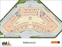 shopping center floor plan ild trade centre gurgaon commercial projects in manesar amazing