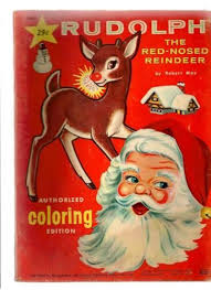 551 christmas rudolph red nosed reindeer images