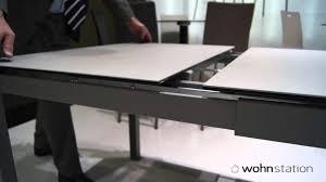 Esszimmertisch Voglauer Mobliberica Mesalina Tisch Mit Keramik Abdeckplatte Zum Ausziehen