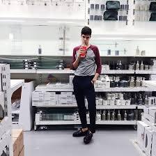 Ikea Lookbook Iván Encinas Dr Martens Dr Adrian Loafer Zara Suit Trousers