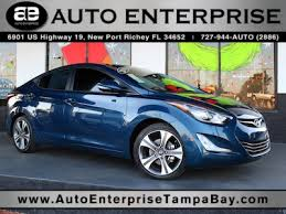 Hyundai Used Cars New Port Richey 1 15000 Used Vehicles Auto Enterprise New Port Richey Fl