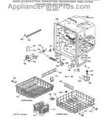 ge wd1x1413 spring dr appliancepartspros com