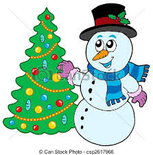 snowman christmas tree snowman christmas tree pencil and in color snowman