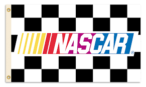 Checkered Racing Flags Nascar Checkered 3 By 5 Foot Flag With Grommets Amazon In Sports