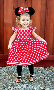 best 25 homemade minnie mouse costume ideas on pinterest