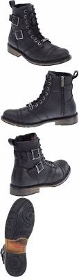 s harley boots size 11 boots 11498 s 11 d durango black leather square toe