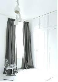 Grey Metallic Curtains Metallic Grey Curtains Signature Fashion Drapery Curtain Grey A