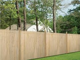 wood fence panels home depot picket at home best house design