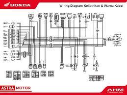wiring diagram kelistrikan warna kabel ppt
