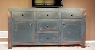 Diy Desk From Door by Ana White Dawsen Media Console Diy Projects