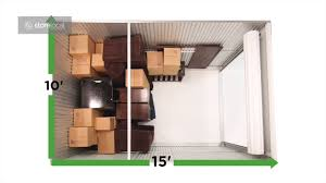san diego self storage u0027s storage unit size guide