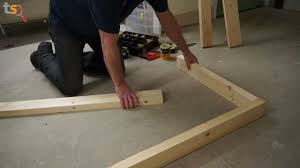 Plans For Making A Wooden Workbench by Tommy U0027s Trade Secrets How To Build A Workbench Youtube