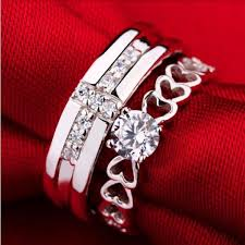 rings love couple images Elegant love couple ring couple rings online shopping pakistan jpg
