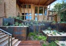 Backyard Terrace Ideas How To Turn A Steep Backyard Into A Terraced Garden Steep