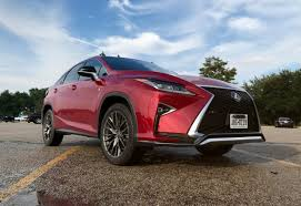 lexus houston north 2017 lexus rx 350 f sport test drive