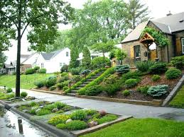 Rocks Garden Rock Garden Front Yard Landscaping Landscaping Front Garden Ideas