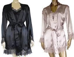 robe de chambre soie peignoir en soie 100 soie