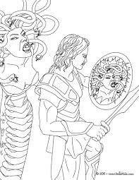 perseus clipart greek myth pencil and in color perseus clipart