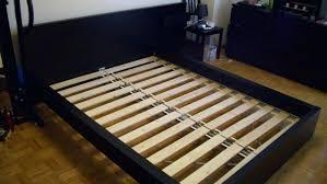 Malm Bed Frame Malm Bed Frame Malm Bed Frame Low Black Brown Black Brown Malm Bed